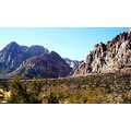 Red Rock Mountain - Nevada