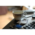 Work Coffee Desk Keyboard
