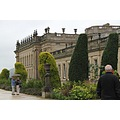 england chatsworth architecture landscape people