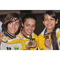 final match of the 7th National Women Football Championship 2011 was played in I