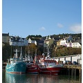 Dunmore East harbour trawlers harbor waterford fishing boats boats