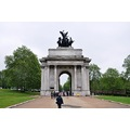 Wellington Arch Hyde Park Corner London England nikon d90