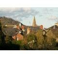 scenery landscape wales townscapes