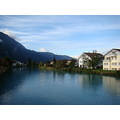 switzerland lake water river village