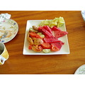 breakfast food fruit borneo