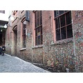Gum Wall in Seattle, WA.