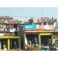 multicolorfriday Nepal Cement Shops Industry Colours People Laundry