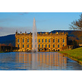 chatsworth house derbyshire england