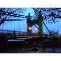 hammersmith london thames bridge