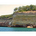 travel scenery picturedrock munising michigan
