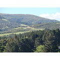 The road in centre of picture is the Northern motorway, the main route North out of Dunedin's cen...