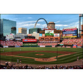 stlouis missouri architecture stadium baseball mlb cardinals 081009 2009