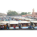 """Djemaa el Fna - Marrakesh.  The award-winning documentary """"Morocco: The Past and Present of Dje..."""