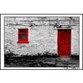 annamariasdoorsclub Door Red Blennerville Tralee Kerry Peter_OSullivan