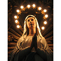 Mary icon religious Italy Umbria Orvieto holy