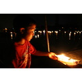 candles wishes china boat water