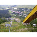 CzechRepublic Bohemia Giant mountains Krkonose ski jumps