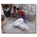 myanmar burma mandalay sculpture buddha people burmx mandx sculb buddx peopx