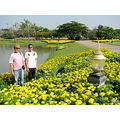 The 22th floral festival held at The King Rama IX Royal Park (Botanical Park) December 2009. 