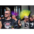 punk rebellion mohawk