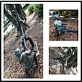 collage seesaw sculpture Tampa Florida