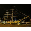 MIR Halmstad Tall Ship Race 2011 August Sweden Skane Night Light