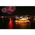 Fireworks on Valletta Harbour