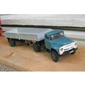 diecast car model 143 scale toy russian truck