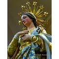 our lady of the lillies holy mary mother of God religion faith spirit