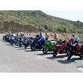 A Memorial ride to Yarnell AZ in memory of a good friend and fellow rider
