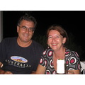 Soir�e a erima: Valerie et moi Evening party at home in Erima: Val�rie and Me