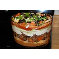 ........yummy yum 7 layer dip : ))