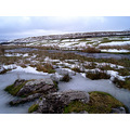 Yorkshire Dales Snow River