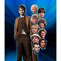 all the doctors in doctor.who