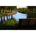 dobbeplas netherlands bench peacefulness