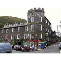 Boscastle Harbour Cornwall England The Wellington Hotel Rob Hickey 2011