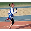 """""""Run like you stole it.""""  The relay runner's motto. =)"""