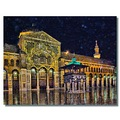 syria damascus architecture mosque hdr peashdrclub syrix damax archs mosqs