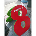 sanfrancisco sidewalk sign sidewalksignfph red redfph numbersfph number