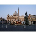 piazza san pietro rome italy art church vatican pope