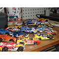 race cars NASCAR Nextel Cup racing mods modifieds matchbox hot wheels
