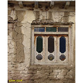 Old Persian Window