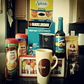 Photo #14   The Fashion Documentary  Merry Christmas to me, having a Coffee set and maker is ...