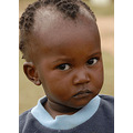 Zulu Child St Lucia Soth Africa