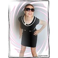 model girl jaro black white bw lady retro disco