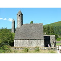 glandelough medival church ireland history ancient jaro wicklow