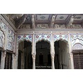 rooms upper storey double haveli mandawa rajasthan india
