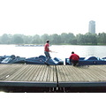 Paddle boats Serpentine London
