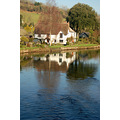 cottage bickleigh river exe devon