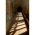 cloister lacock abbey wiltshire